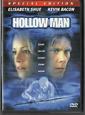 Hollow Man (DVD, 2001, Widescreen, Special Edition)
