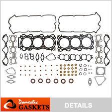 Fit 95-99 Nissan Maxima Infiniti I30 3.0L DOHC Head Gasket Set VQ30DE