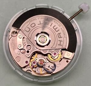ETA A05.H31 Hamilton Calibre H31 Movement, New, Base ETA 7753