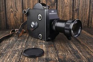 EXL Krasnogorsk 3 16mm Movie Camera Meteor Lens *READ*