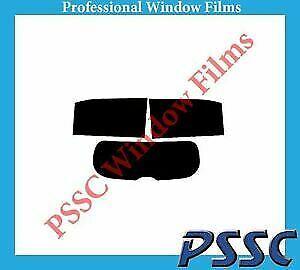 PSSC Pre Cut Rear Car Auto Window Films - Ssangyong Tivoli 2015-Current Kit