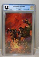 Marvel Zombies Resurrection #1 CGC 9.8 - Hulk 181 Homage Unknown Comics Virgin