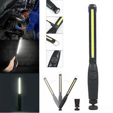 COB LED KFZ Arbeitsleuchte Akku Werkstattlampe Magnet Handlampe Stablampe