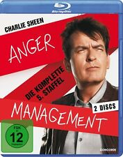 Anger Management , Charlie Sheen  season 5 final Blu-Ray Region B/UK TV Series