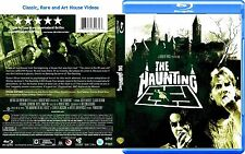The Haunting ~ New Blu-ray ~ Claire Bloom, Julie Harris (1963) WBHE