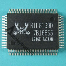 1PCS RTL8139D Manu:REALTEK Encapsulation:TQFP-100 IC Chip NEW