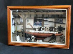 America's cup model boat