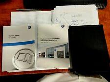 BRAND NEW GENUINE OWNERS BOOK SET PASSAT WAGON 2011  121557PV720