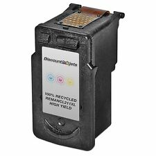 CL211XL CL-211 XL High Yield Color Reman Ink Cartridge for Canon Pixma