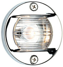 3 Inch Diameter Stainless Steel Round Transom Mount Navigation Light for Boats