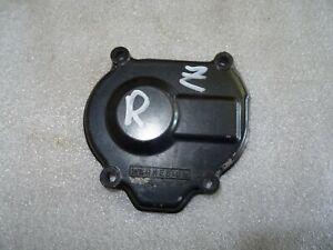 E1. Kawasaki ZXR 750 L ZX750L Coperchio Accensione Destra Copertura Del Motore