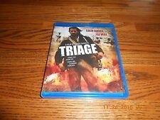 TRIAGE - 2010 - BLU-RAY (COLIN FARRELL/PAZ VEGA)