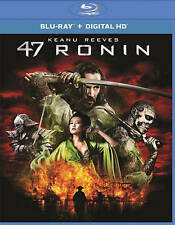 47 Ronin (Blu-ray + DVD + Digital HD with UltraViolet) BRAND New FACTORY SEALED!