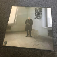 Glenn Gould Bach Preludes, Fughettas And Fugues CBS Masterworks M 35891 Reissue