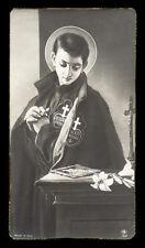 """santino-holy card""""""""ediz. NB**  n.186 S.GABRIELE DELL'ADDOLORATA"""