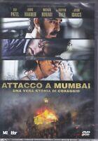 dvd ATTACCO A MUMBAI nuovo sigillato 2019