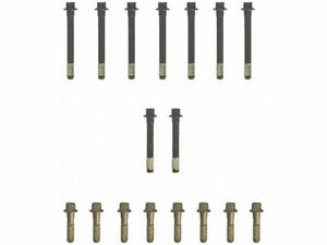 For 2000-2002 Workhorse FasTrack FT1460 Head Bolt Set Felpro 77882DQ 2001