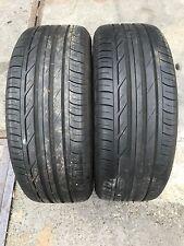 2* Sommerreifen 225/55 R17 97W Bridgestone Turanza T001 I * BMW DOT15 6-6,5mm