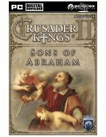 Crusader Kings II - Sons of Abraham DLC  Steam Download Key Code [DE] [EU] PC