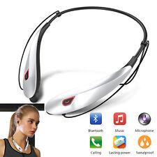 Wireless Bluetooth Headset Neckband Sports Headphone For Samsung Galaxy LG Stylo