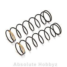 Hot Bodies 83mm Big Bore Shock Spring (Gold) (2) (70.3gF) - HBS109816
