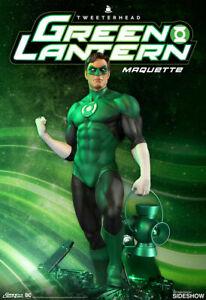 Green Lantern Maquette Statue Regular Edition by Tweeterhead & DC Comics