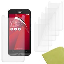 5 Pack PET Film Screen Protector Guard For Asus Zenfone 6 A600CG