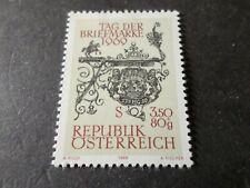 AUTRICHE - 1969, timbre 1141, JOURNEE du TIMBRE, neuf**