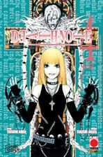 manga DEATH NOTE RISTAMPA N. 4 - nuovo panini planet manga ITALIANO