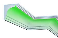 2 Mètres Façade LED stuc Eps PU Moulure de Façade Imperméable 220x210mm KC302