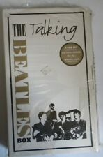 THE BEATLES TALKING BOX 2 CDS SET + RARE PHOTOS + SPECIAL T-SHIRT