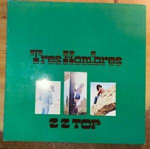 ZZ Top - Tres Hombres - Vinyl LP 1973