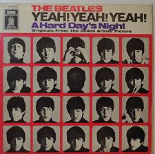 """THE BEATLES - Yeah ! Yeah ! Yeah ODEON 062-04 145 - 12 """" LP (Y460)"""