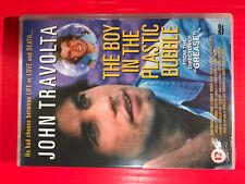 The Boy In The Plastic Bubble NEW DVD John Travolta 5014293110556Randal Kleister