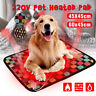 3-Mode Pet Dog Cat Puppy Electric Heated Pad Bed Mat Whelping Box Waterproof