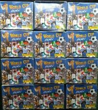 PANINI WORLD CUP STORY x 12 Boxes