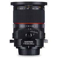 Samyang T-S 24mm f/3.5 ED AS UMC Tilt-shift für Nikon - Ausverkauf KURIER FREI