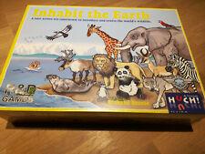 Inhabit the Earth, Huch/R&D-Games, deutsch, 2-4 Spieler, ab 14 Jahre, 60-90 min