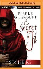 The Secret of Ji: Six Heirs 1 by Pierre Grimbert (2015, MP3 CD, Unabridged)