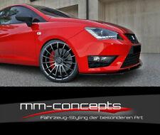 Cup Spoilerlippe Seat Ibiza Cupra 4 IV 6J Facelift Spoilerschwert Frontspoiler