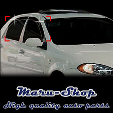 Smoke Door Window Vent Visor Deflector for 04~09 Chevrolet Lacetti/Optra 5 5DR