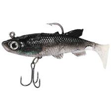 5 unids / lote Senuelo Suave 8 cm 14g Wobblers Senuelos de Pesca Artificial A3D2