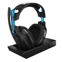 ASTRO Gaming Third Generation A50 Wireless Headset BU PS4 PC Fast Ship Japan EMS
