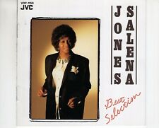 CD SALENA JONESbest selectionJAPAN EX (B4545)