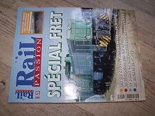 $$ Rail Passion N°53 spécial Fret BB61000 BB27000 Toulouse Rodez