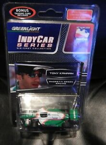 2004 Greenlight Collectibles Indycar Series Die-Cast Collection Tony Kanaan