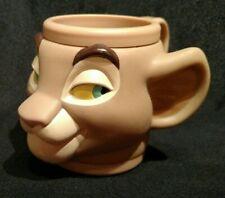 NALA Lion King children's CUP/MUG Disney Character by Applause Inc. PRISTINE