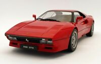 KK Model 1/18 Scale Diecast 180411 - 1984 Ferrari 288 GTO - Red