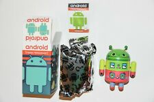 Android Robot Revolution Series Mix Bot 05 Google Kong Andri Vinyl Figure toy