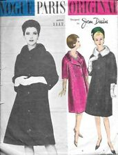 Vogue 1960s Women's Collectable Sewing Patterns